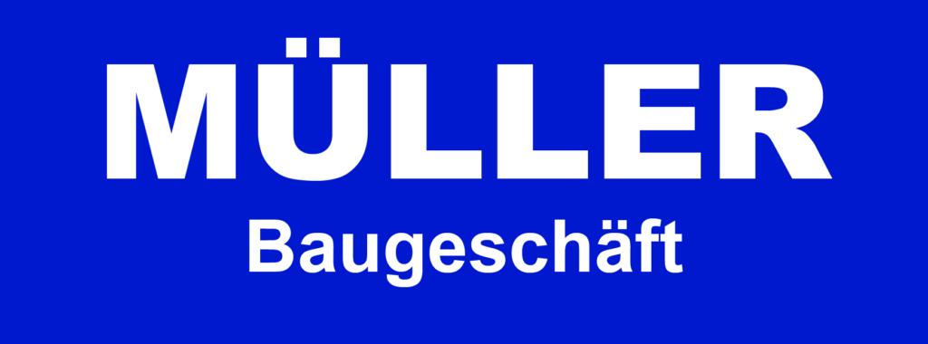 Müller bau ag logo