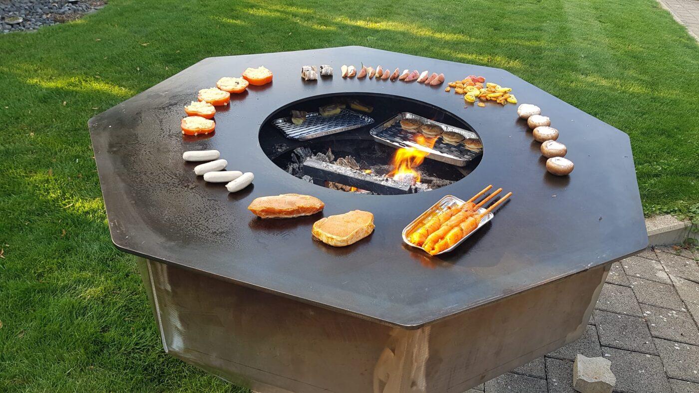 Grill Feuerschale